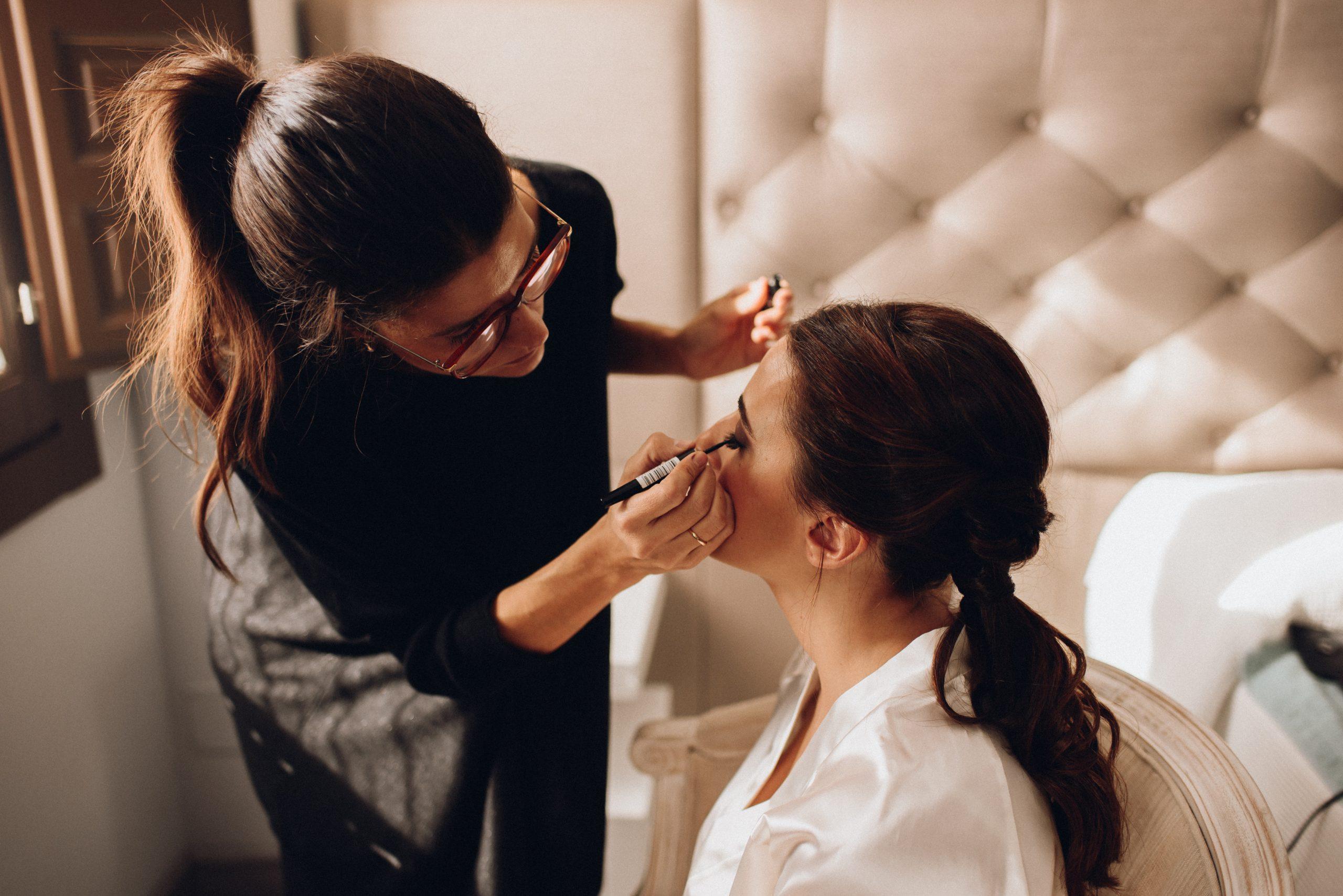 Maquilladora Novias Madrid